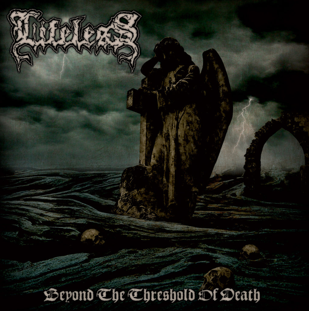 Lifeless- Beyond The Threshold Of Death CD on Ibexmoon Rec.