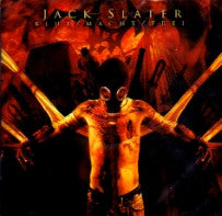 Jack Slater- Blut Macht Frei CD on War Anthem Rec.