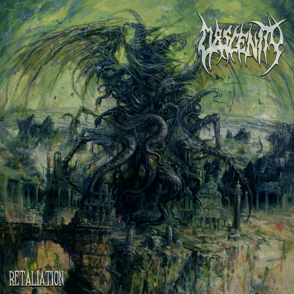 OBSCENITY- Retaliation CD on Sevared Records OUT NOW!!!
