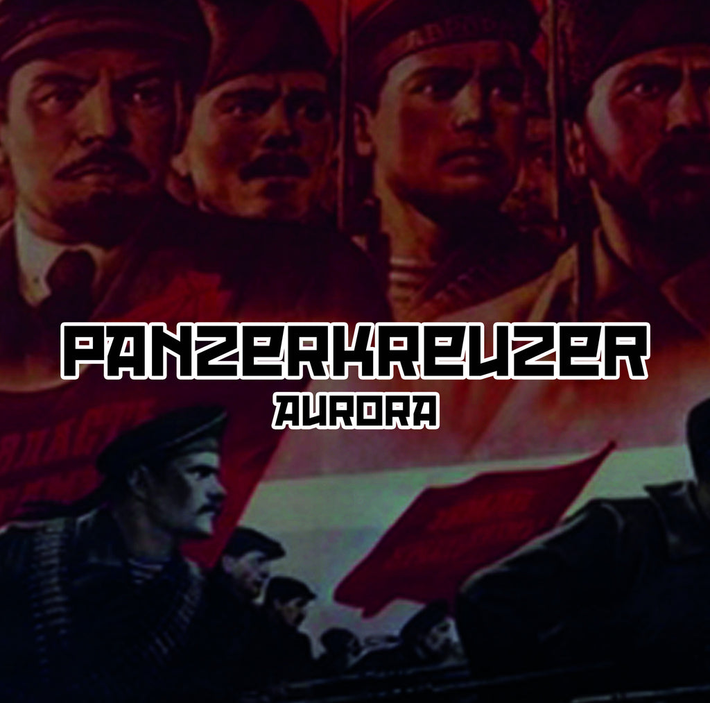 Panzerkreuzer- Aurora CD on End War Records