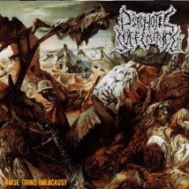 PSYCHOTIC SUFFERANCE- Noise Grind Holoc*ust CD on Going Postal R