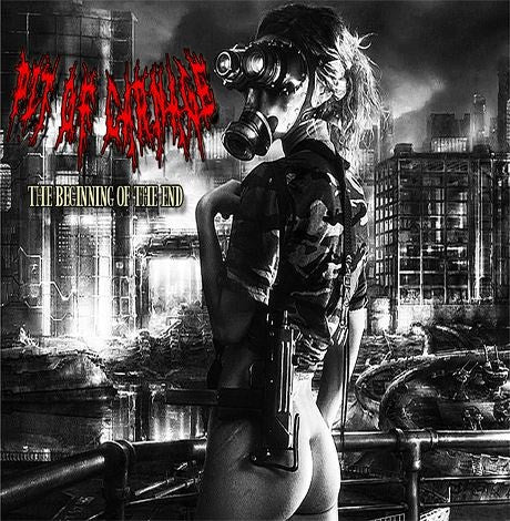 Pit Of Carnage- The Beginning Of The End CD on CDN Rec.