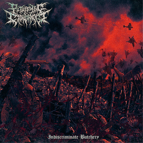 PUTREFYING CADAVERMENT- Indiscriminate Butchery CD on Sevared Rec. OUT NOW!!!