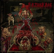 Razorrape- Slaughter Sluts Supremacy MCD on Rotten Roll Rex