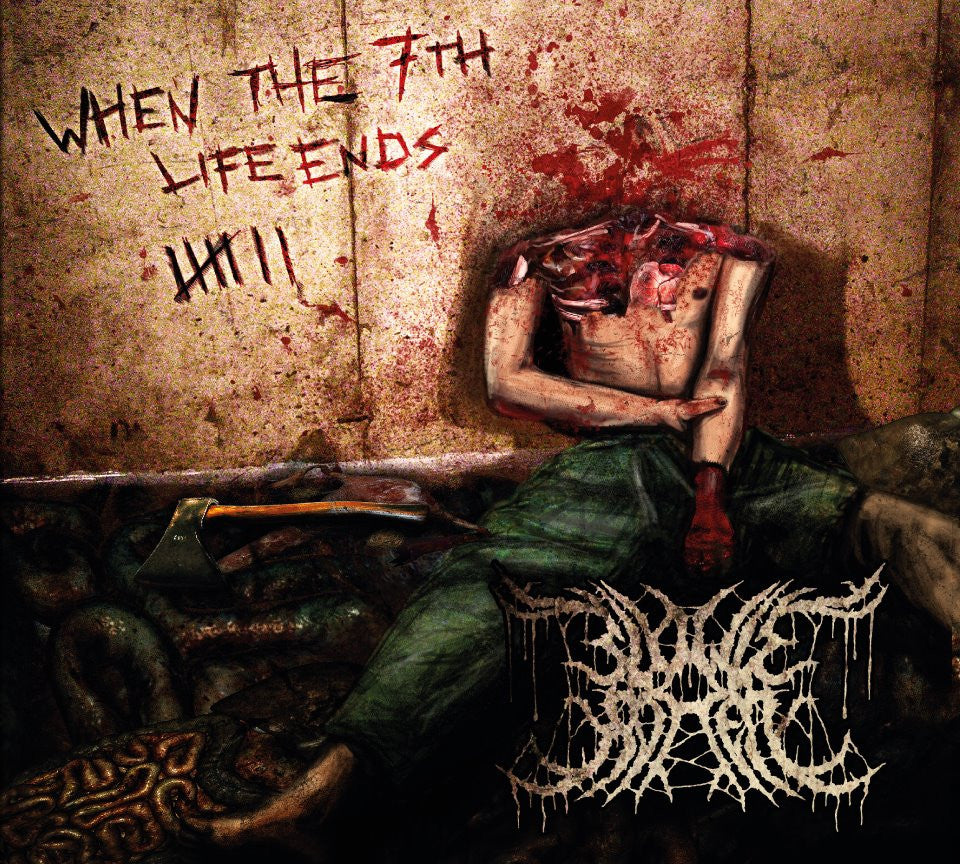 Slowly Rotten- When The 7th Life Ends DIGI-CD on Morbid Generati