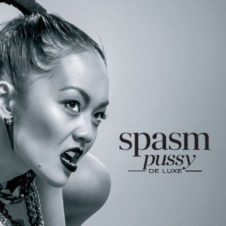 Spasm- P*ssy De Luxe CD on Rotten Roll Rex