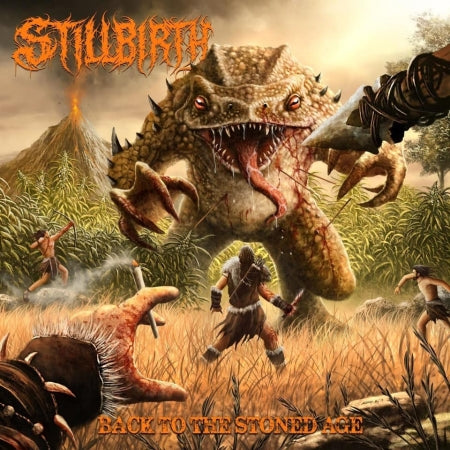 Stillbirth- Back To The Stoned Age CD on Rotten Roll Rex