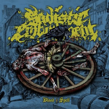 Sadistic Embodiment- Blood Spell CD on CDN Rec.