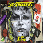 Sexcrement- Sloppy Seconds CD on Comatose Music
