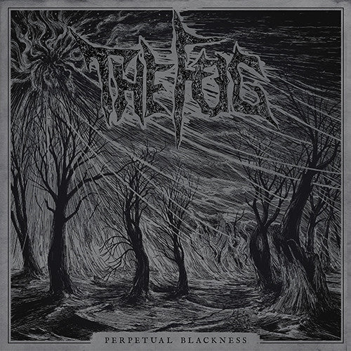 The Fog- Perpetual Blackness CD on Memento Mori Rec.