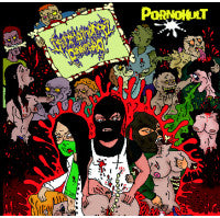 Ultimo Mondo Cannibale- P*rnokult CD on Rotten Roll Rex