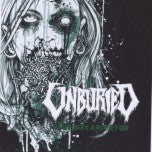 Unburied- Slut Decapitator CD on Metalbolic Rec.