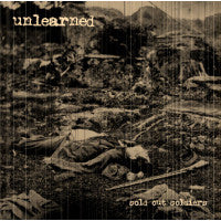 Unlearned- Sold Out Soldiers CD on Rotten Roll Rex.