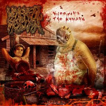 VENEREAL MESSIAH- Bleeding The Humans CD on Imbecil Entertainmen