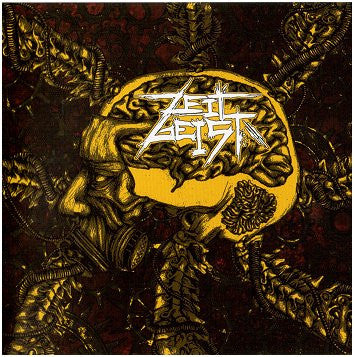 Zeit Geist- S/T CD on FOAD Records