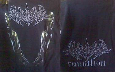 ABACINATE- Ruination T-SHIRT SMALL