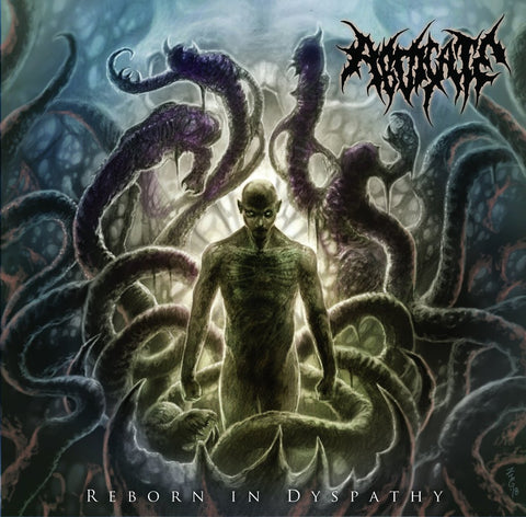 ABDICATE- Reborn In Dyspathy CD on Sevared Rec. OUT NOW!!!