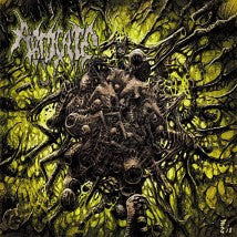 ABDICATE- Fragmented Atrocities CD on Sevared Rec.