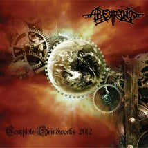 ABERRANT- Complete Grindworks 2012 CD on Blasthead Rec.