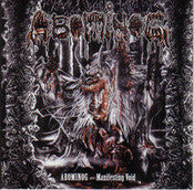 Abominog- Manifesting Void CD on Lost Apparitions