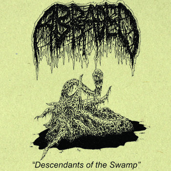 Abraded- Descendants Of The Swamp DIGI-CD on Maggot Stomp
