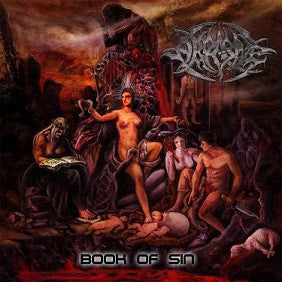 Abrasive- Book Of Sin CD on Rebirth The Metal Prod.