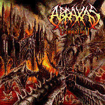ABRAXAS- Damnation CD on Sevared Records