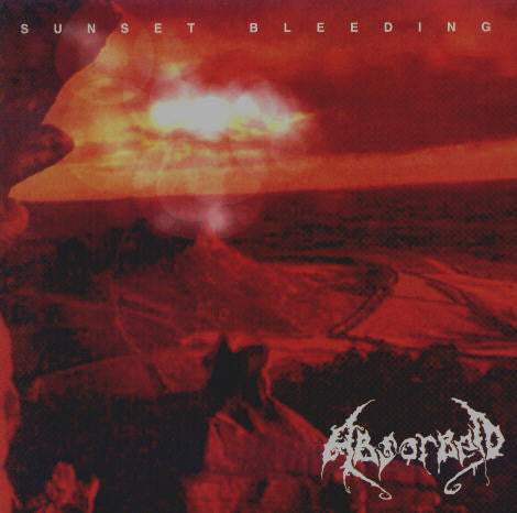 Absorbed- Sunset Bleeding CD
