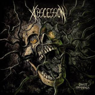 Abscession- Grave Offerings CD on Final Gate Rec.