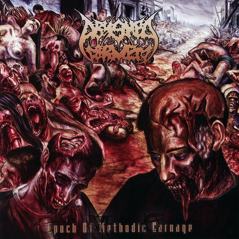 Abysmal Torment- Epoch Of Methodic Carnage CD on Brutal Bands