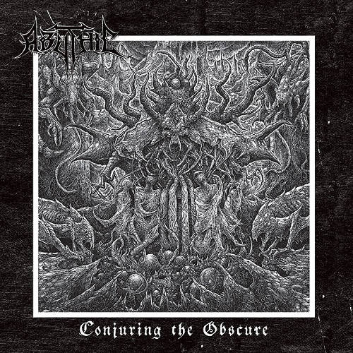 Abythic- Conjuring The Obscure CD on Xtreem Music