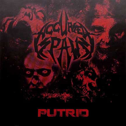 Accursed Spawn- Putrid MCD Self Released