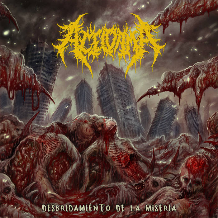 ACELDAMA- Desbridamiento De La Miseria CD on Necropsy Rec.