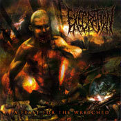 Execration- A Feast For The Wretched CD on Comatose Music