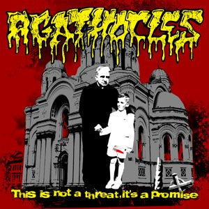 Agathocles- This Is Not A Threat, It's A Promise CD on Self Made