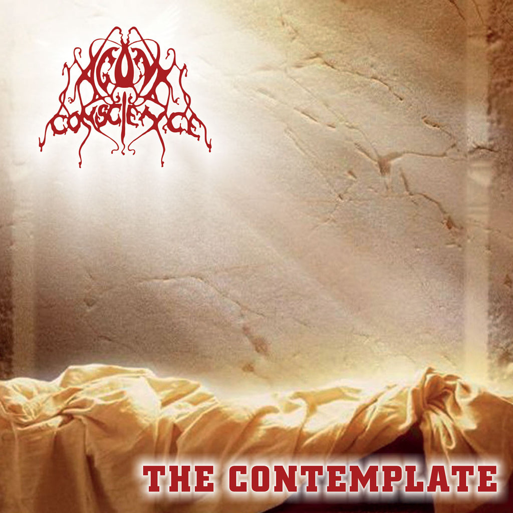 Agony Conscience- The Contemplate (Discography) CD on Bizarre Leprous Prod.