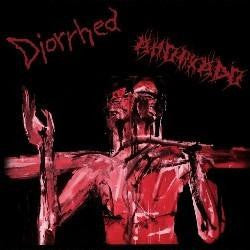 Ahorkado / Diorrhea- Split CD on Ignorant Worm Rec.