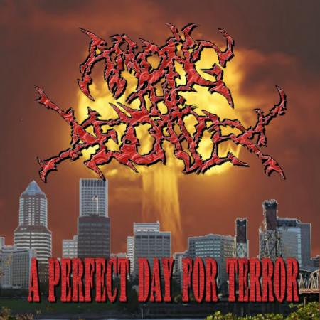 Among The Decayed- A Perfect Day For Terror MCD