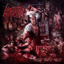 AMPUTATED- Dissect, Molest, Ingest CD on Sevared Rec.