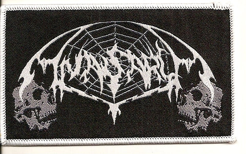 ANASARCA- Logo Patch WHITE BORDER