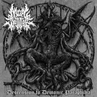 Angel Splitter- Descension To Demonic Paraphilia CD on Lord Of The Sick