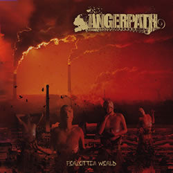 Angerpath- Forgotten World CD on Epitomite Prod.