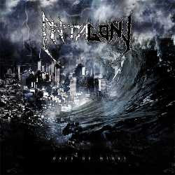 Antagony- Days Of Night CD on Deepsend Rec.