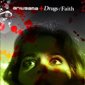 Antigama / Drugs Of Faith- Split CD on Self Made God