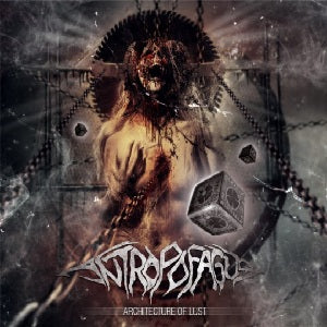 Antropofagus- Architecture Of Lust CD on Comatose Music