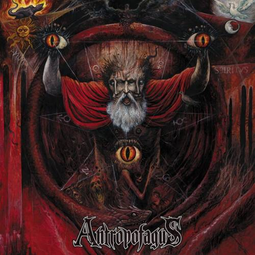 "Antropopagus- Methods Of Ressurection... 12"" LP VINYL on Everlasting Spew Rec."