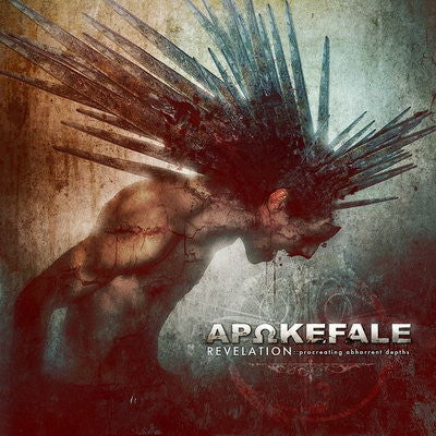 APOKEFALE- Revelation.. Procreating Abhorrent Depths DIGI-CD on Headxplode Rec.