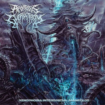Apoptosis Gutrectomy- Xenophobia Interspatial Manifolds CD on Brutal Mind