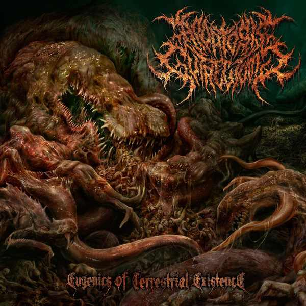 Apoptosis Gutrectomy- Eugenics Of Terrestrial Existence CD on Brutal Mind
