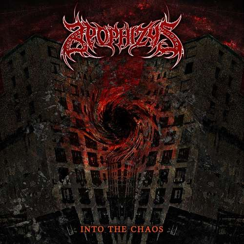 Apophizys- Into The Chaos CD on Necropsy Records